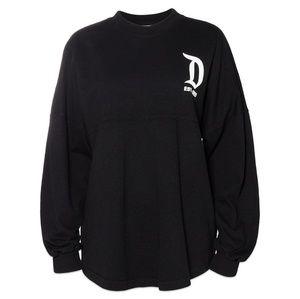 Disney Sweaters - Disney Parks Black Disneyland Spirit Jersey